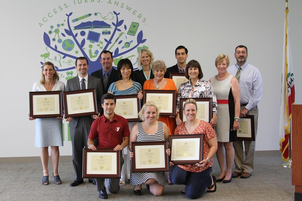 Leadership Fullerton 2012-2013 Fellows.