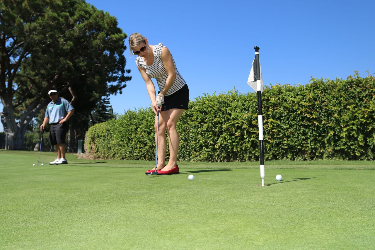 Crittenton 2013 Community for Kids Golf Tournament.