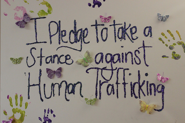 Anti-Human Trafficking Pledge